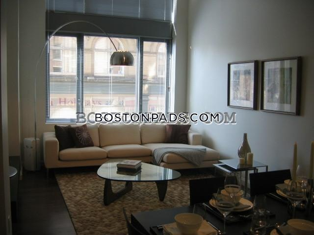 1 Bed 1 Bath - Boston - Downtown $2,560