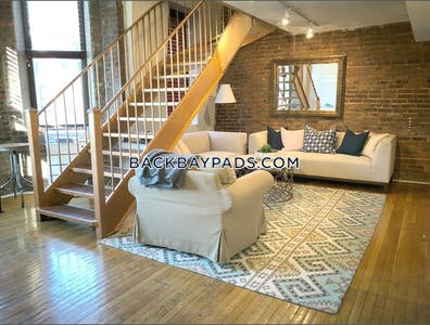 Back Bay Apartment for rent 3 Bedrooms 2 Baths Boston - $4,700