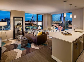 Downtown Apartment for rent 2 Bedrooms 2 Baths Boston - $4,015