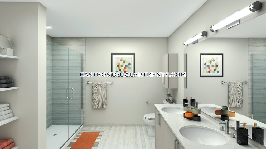 2 Beds 2 Baths - Boston - East Boston - Maverick $3,050