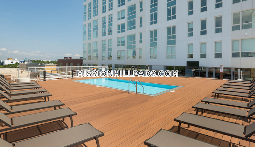 1 Bed 1 Bath - Boston - Mission Hill $3,104