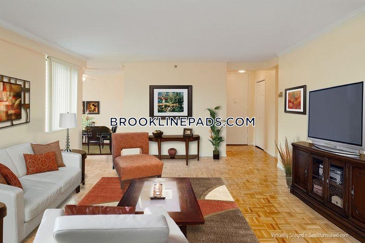 1 Bed 1 Bath - Brookline- Washington Square $2,500